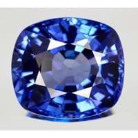 Blue spinel