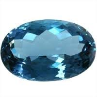London blue topaz